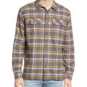 Patagonia Men's Organic Cotton Plaid Shirt